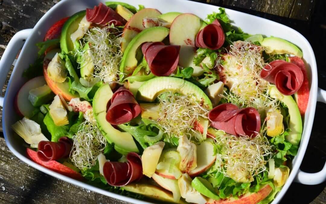 Herkullinen salaatti