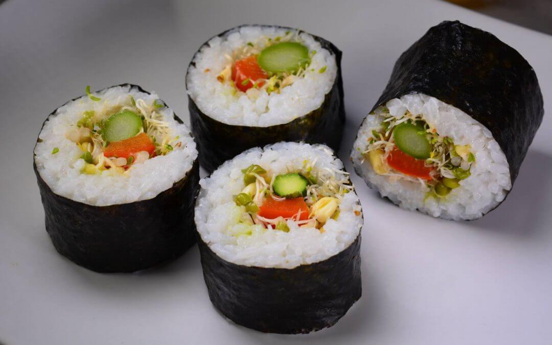 Maki sushi -rullat